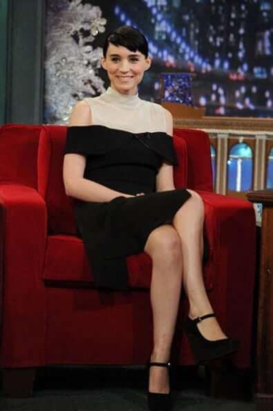 Rooney Mara awesome