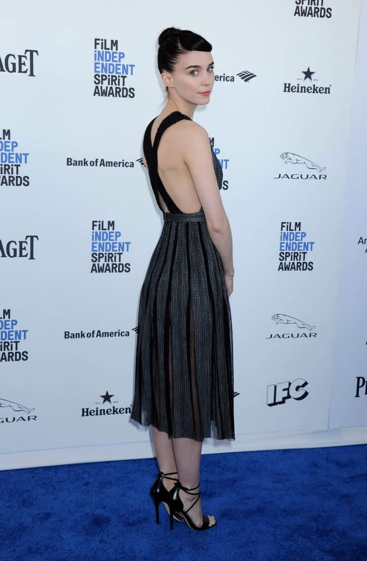 Rooney Mara butt
