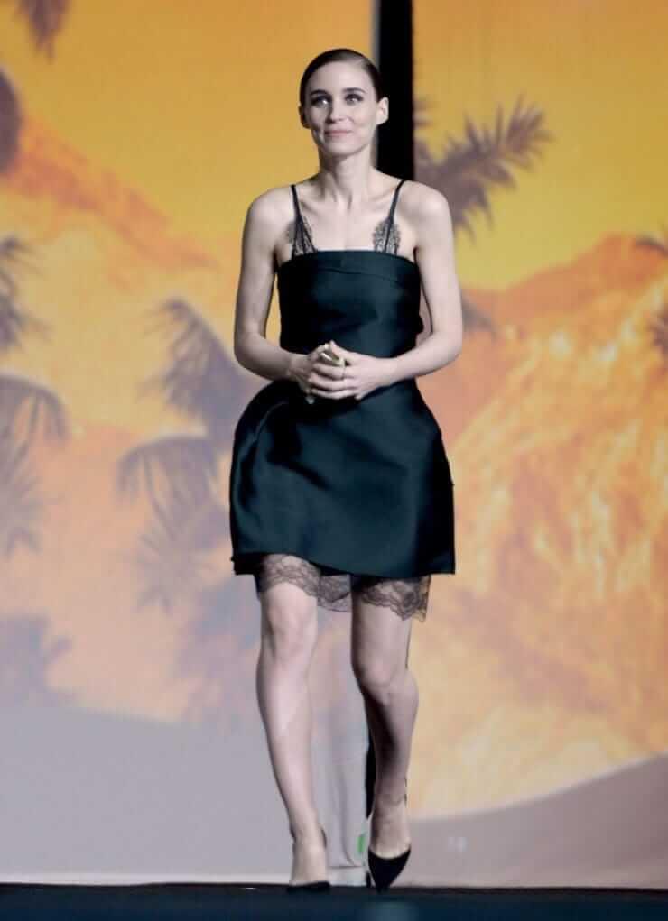 Rooney Mara sexy