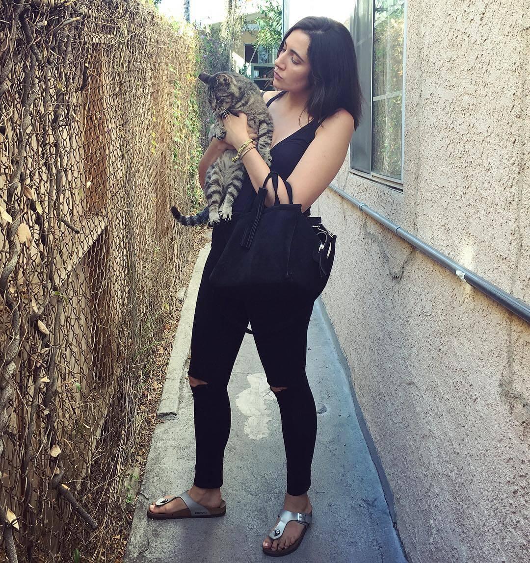 Safiya Nygaard hot side pics