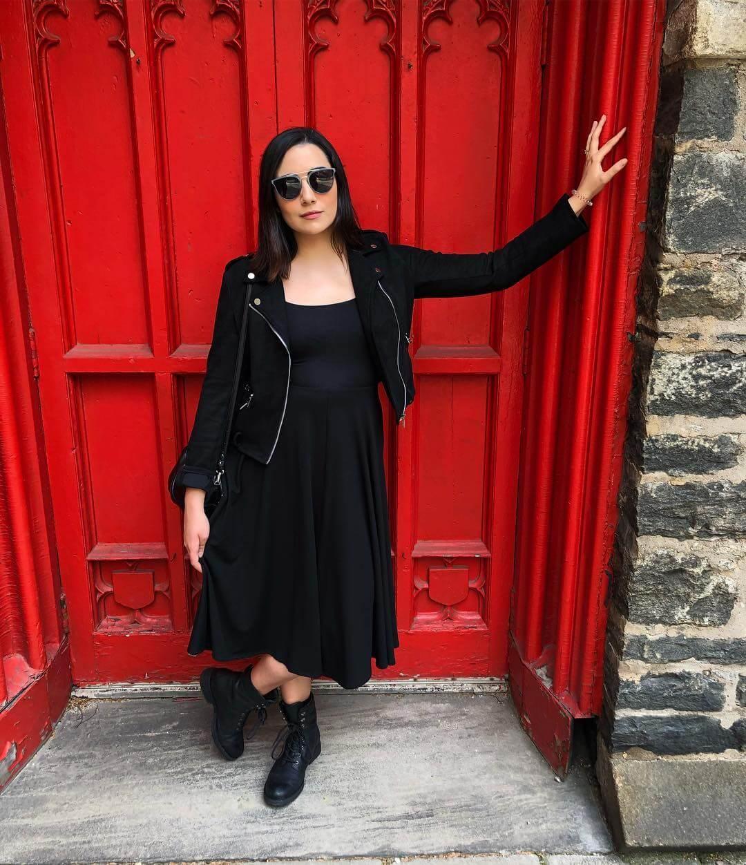 Safiya Nygaard sexy