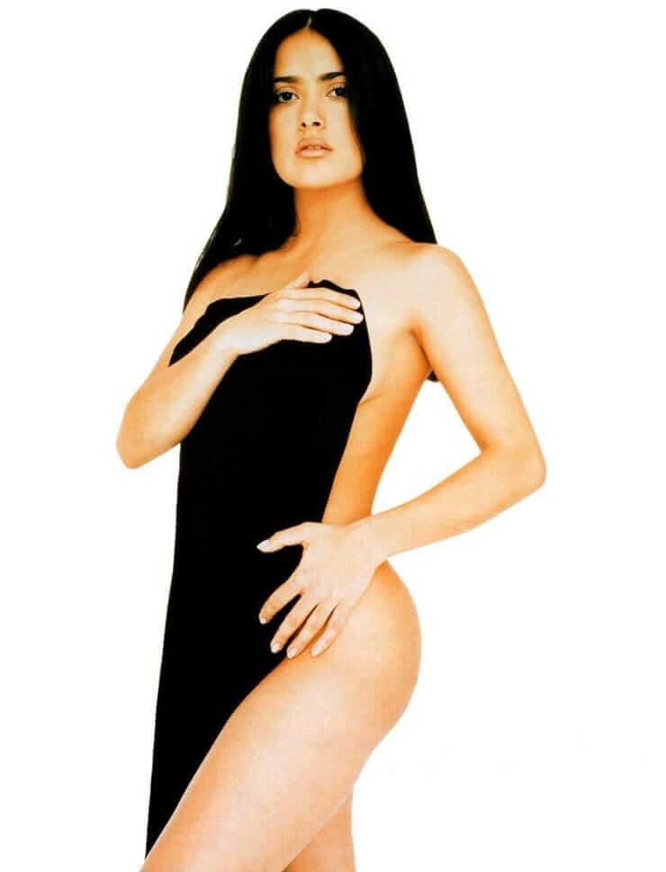 Salma Hayek nude pics