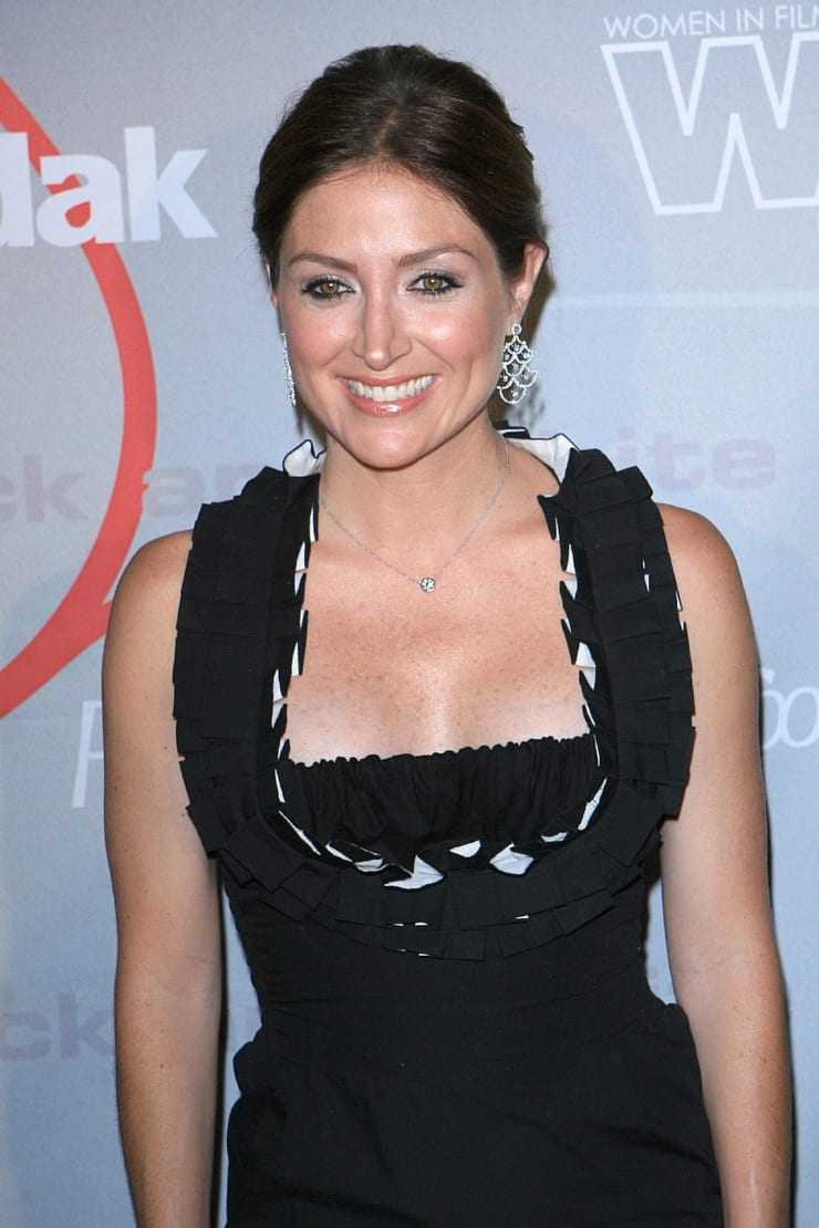 Sasha Alexander hot