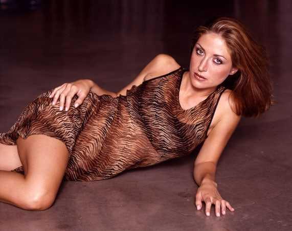 Sasha Alexander sexy thighs