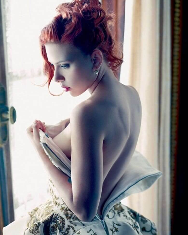 Scarlett Johansson awesome pic