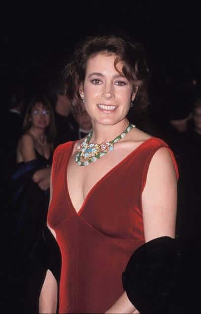 Sean Young cleavage