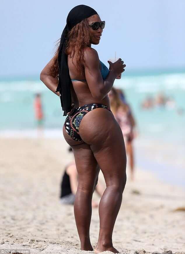 Serena Williams hot ass pics