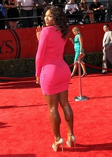Serena Williams sexy butt pictures