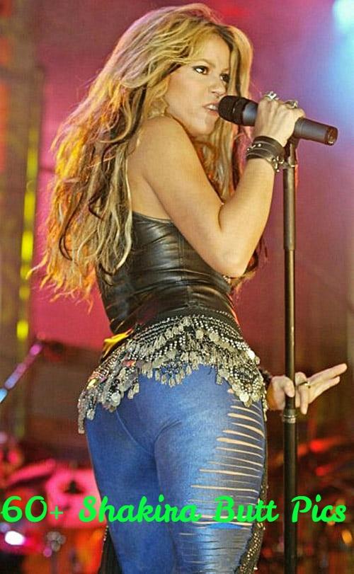 Shakira ass pic