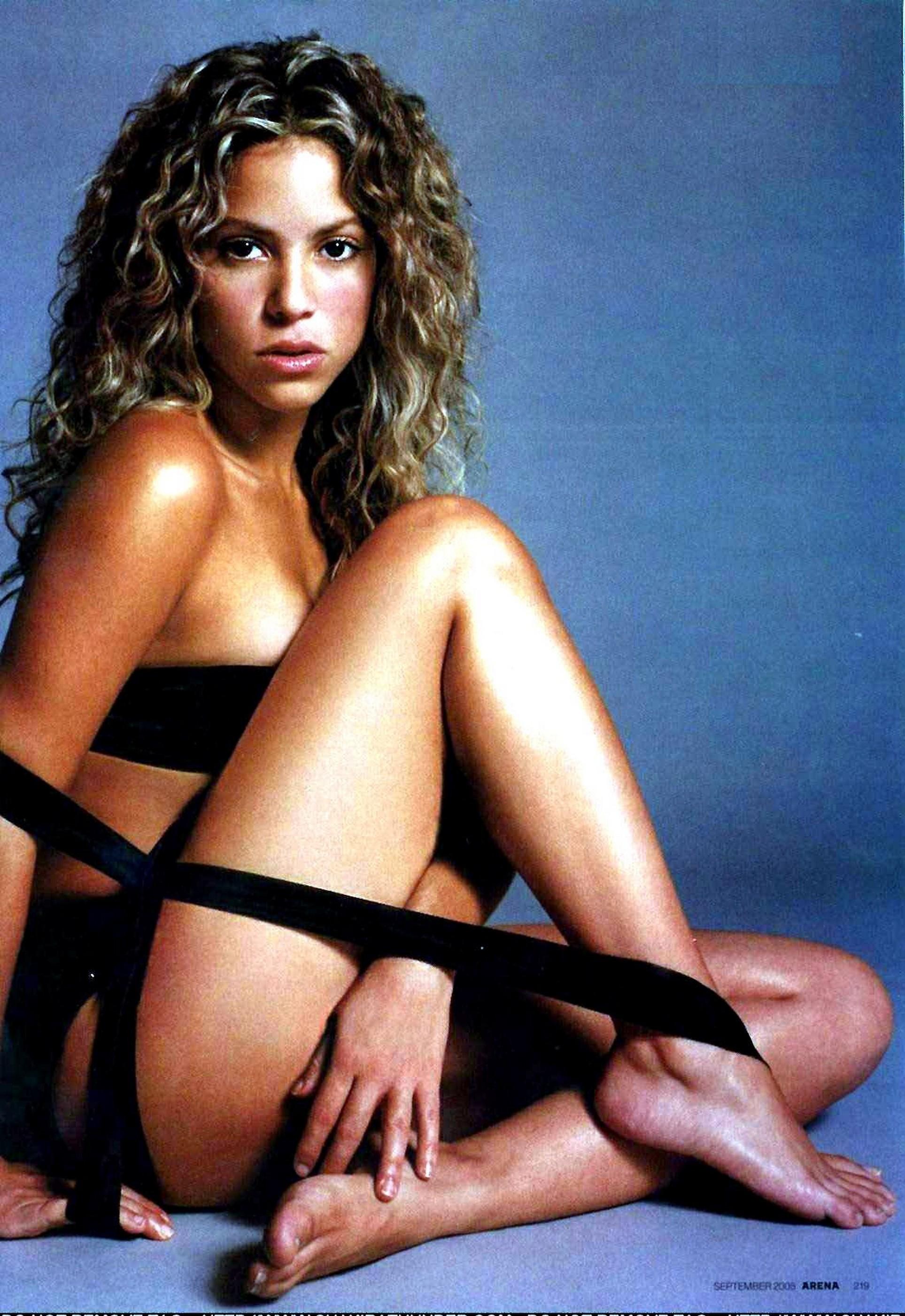 Shakira sexy butt
