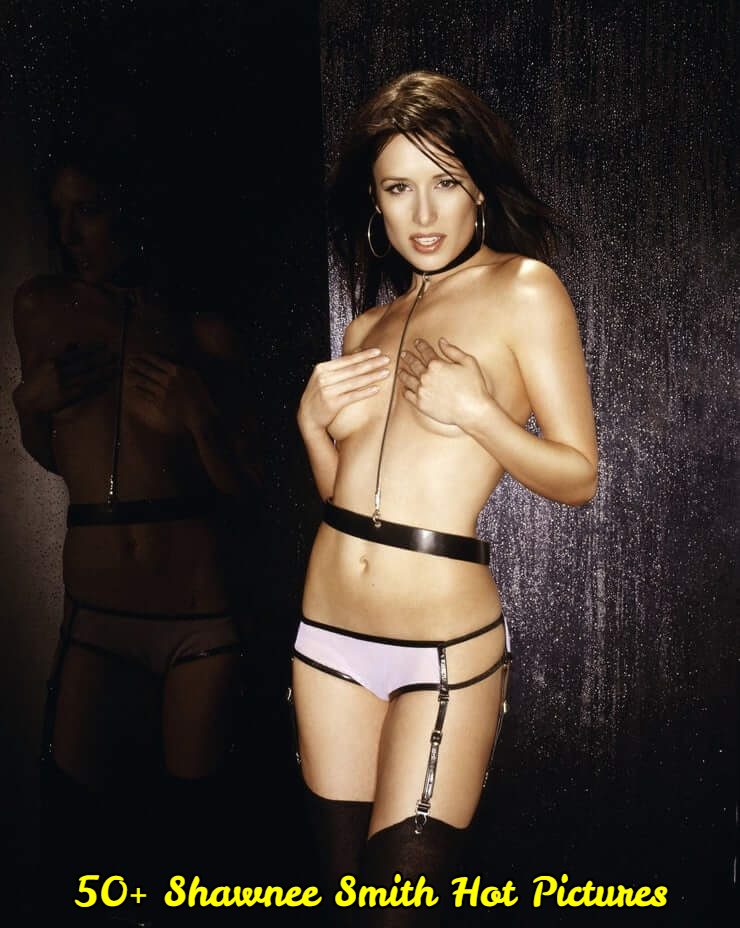 Shawnee Smith sexy topless pic