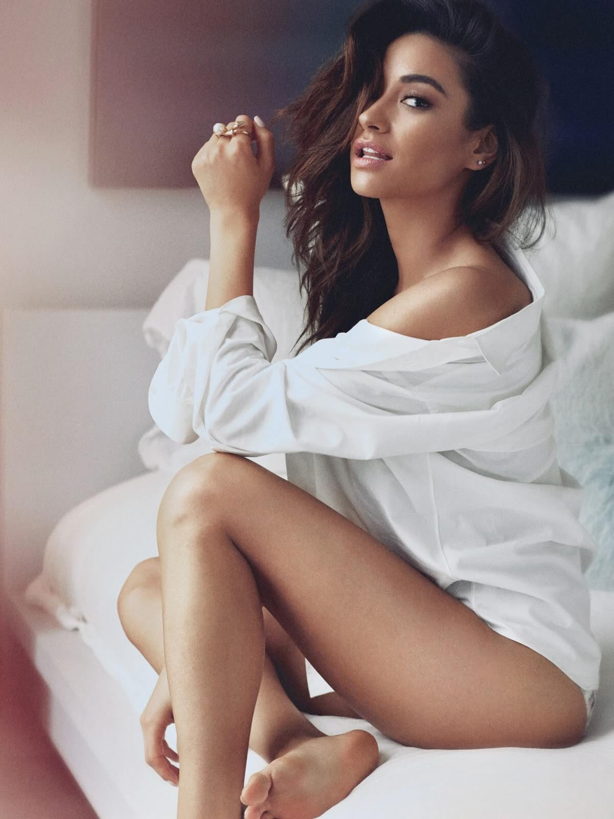 Shay Mitchell sexy pics