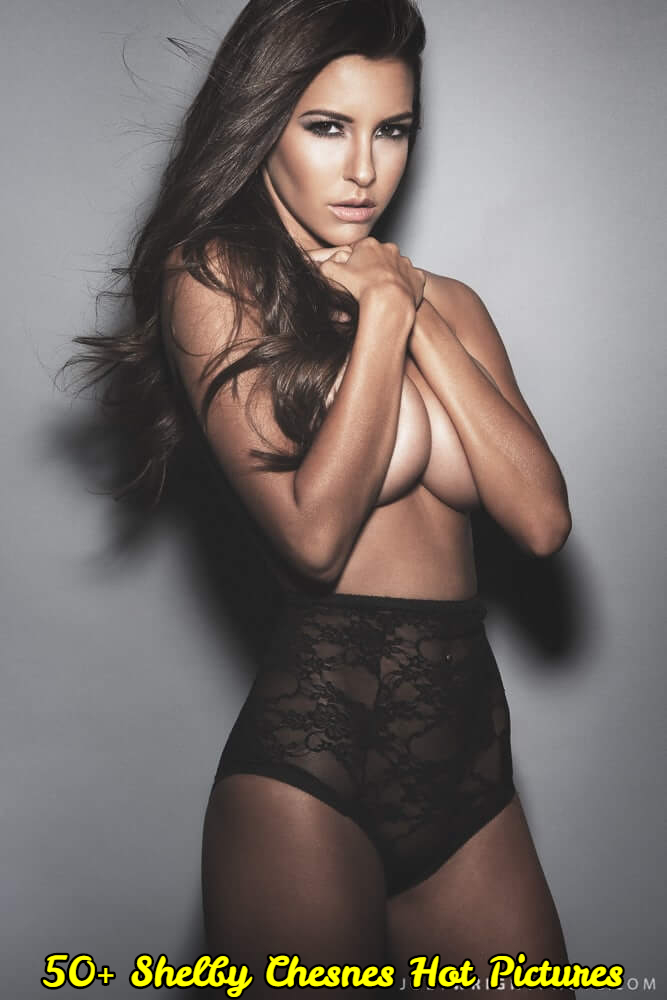 Shelby Chesnes sexy topless pic