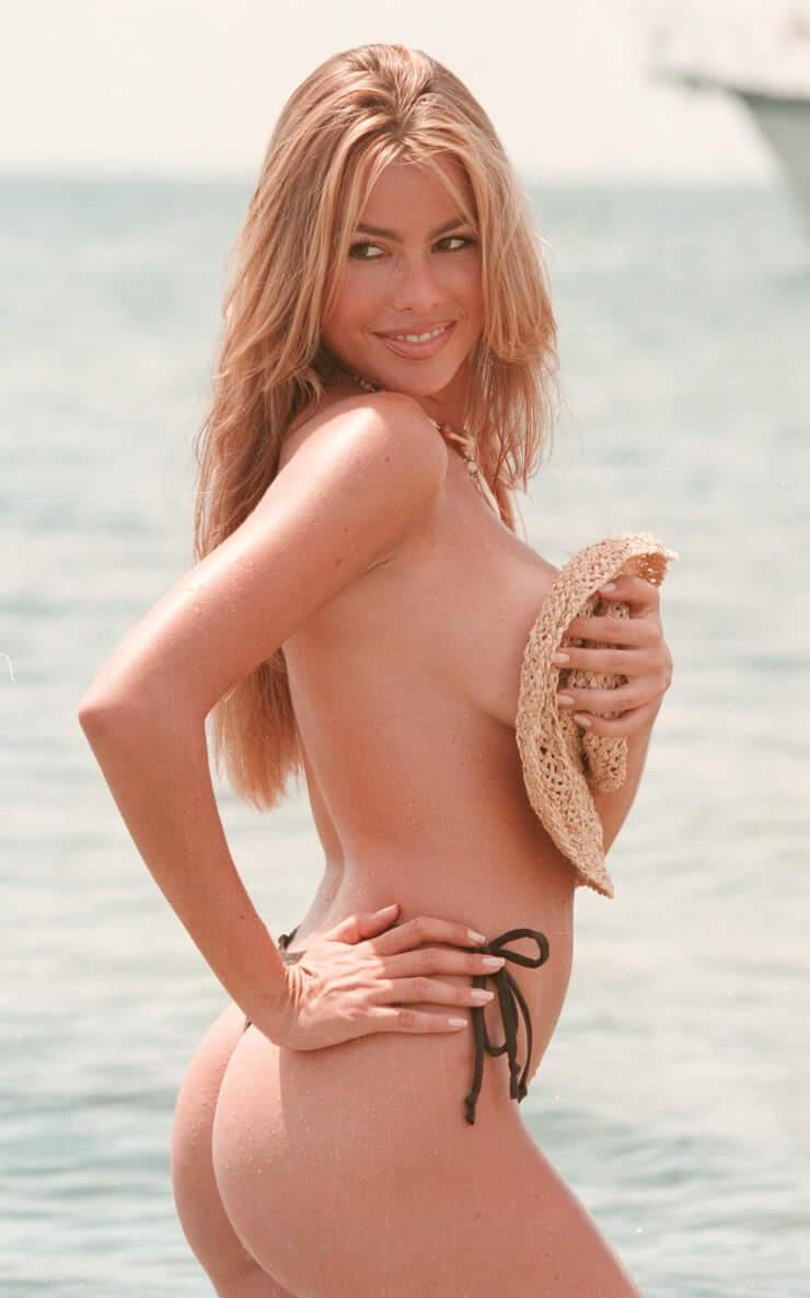 Sofia Vergara hot ass pics
