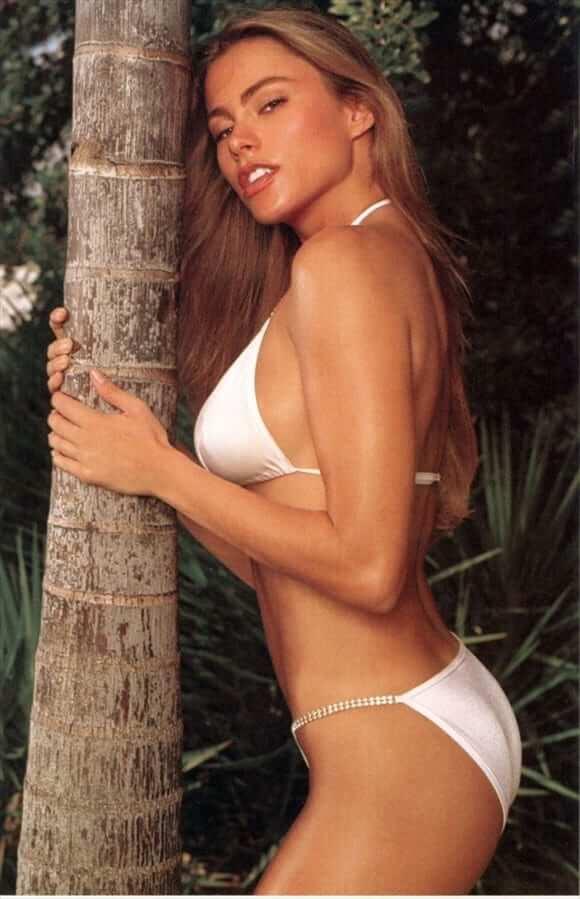 Sofia Vergara hot side pics