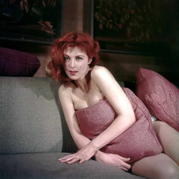 Tina Louise near nude