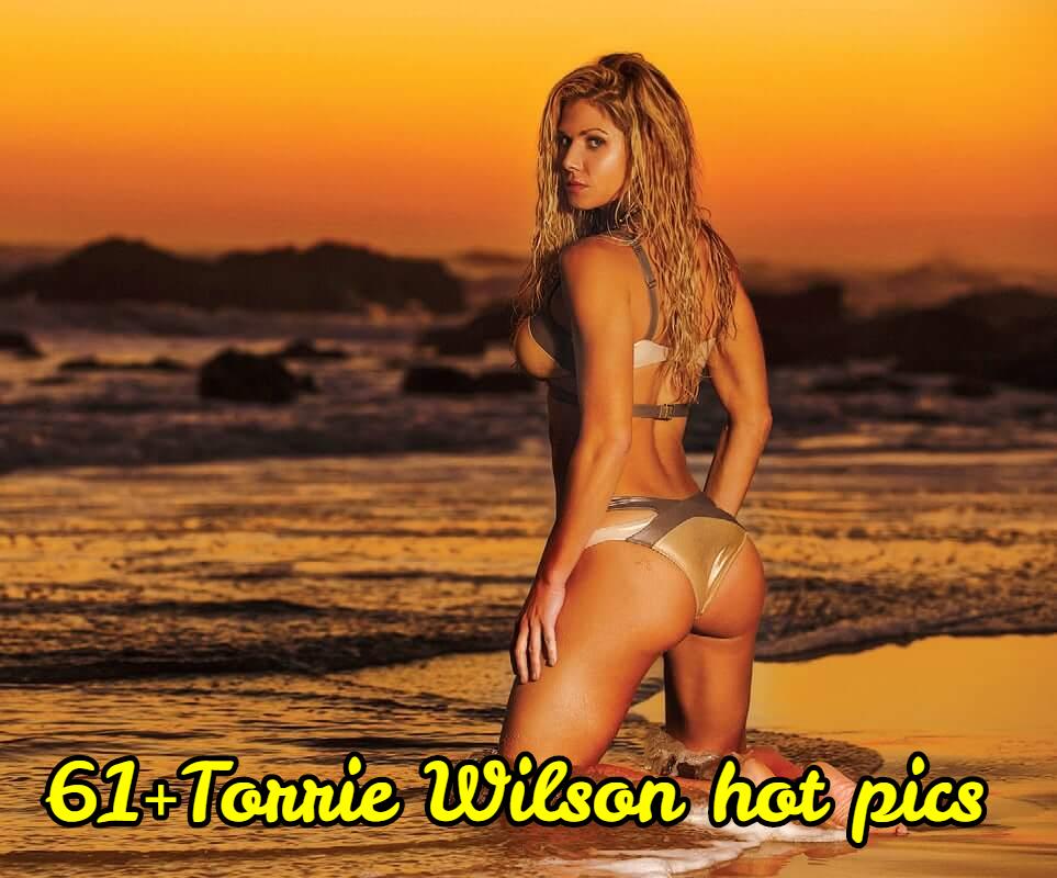 Torrie Wilson butt