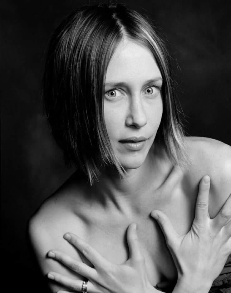 Vera Farmiga near nude