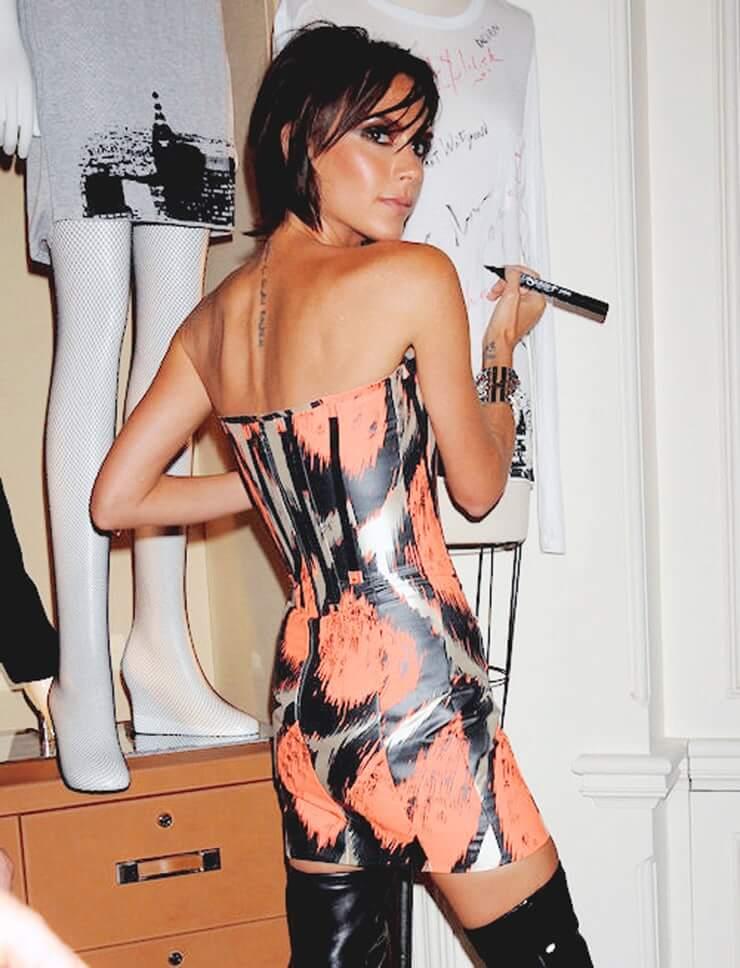 Victoria Beckham ass pictures