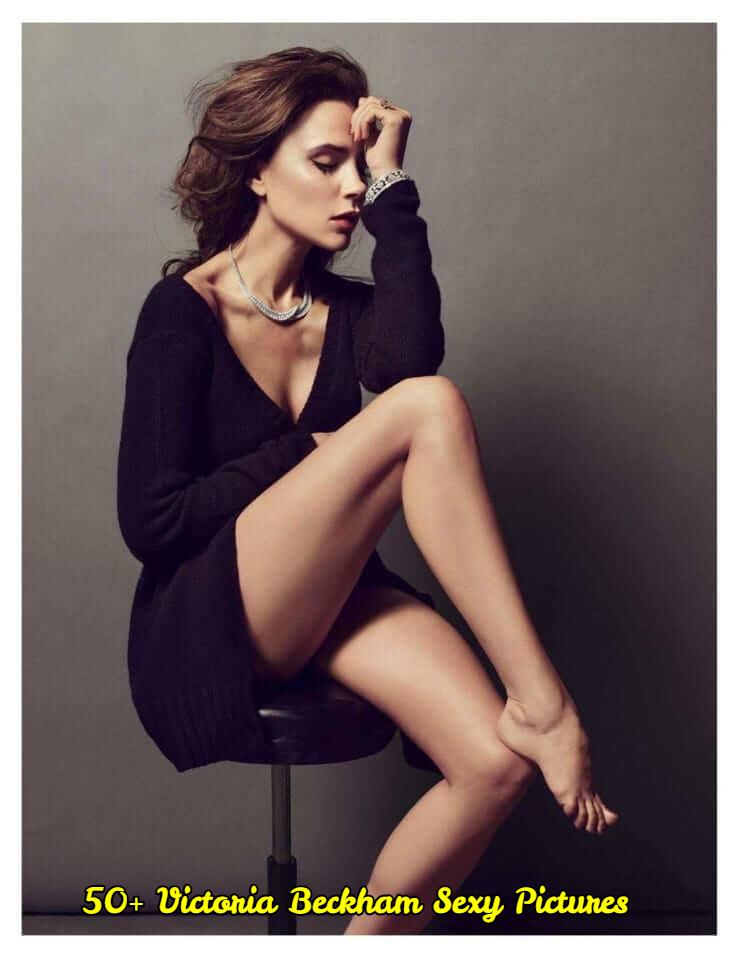Victoria Beckham sexy legs pic