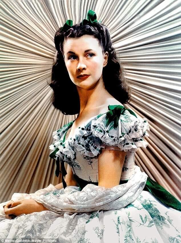 Vivien Leigh hot look