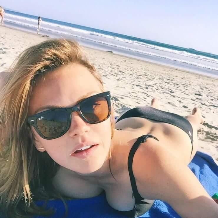aimee teegarden bikini