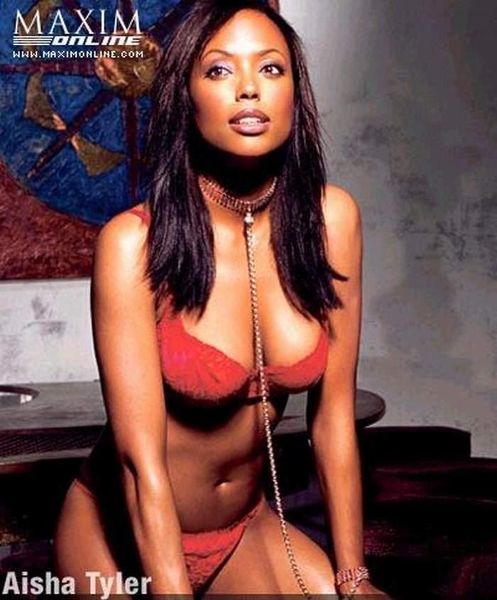 aisha tyler bikini pictures