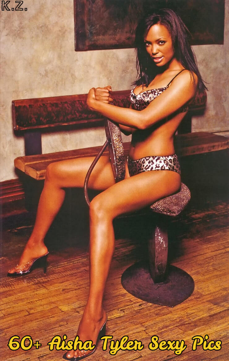 aisha tyler bikini