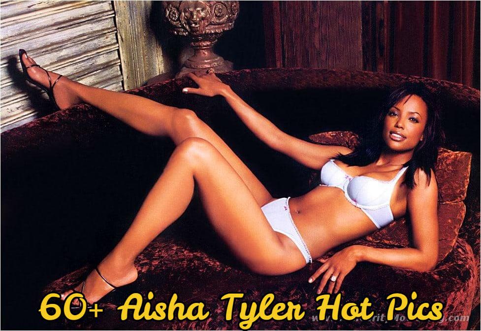 aisha tyler hot feet
