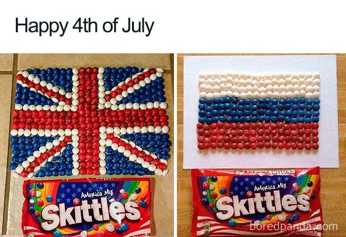 amusing 4th of july meme