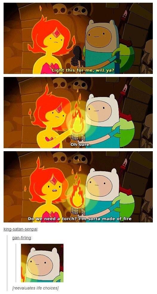 amusing Adventure Time memes