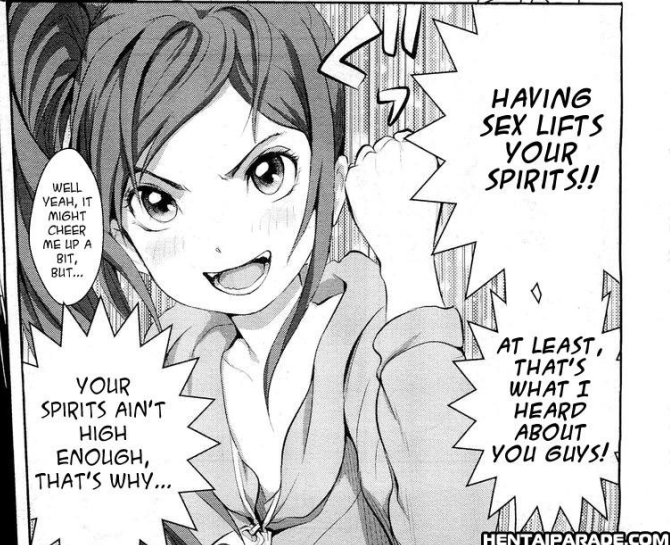 amusing Hentai Quotes memes