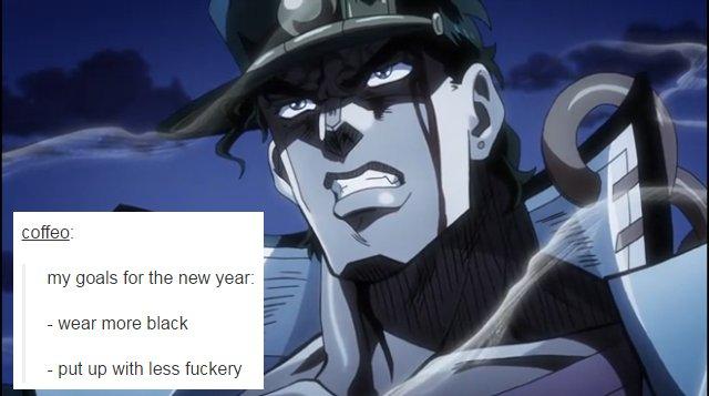 amusing JoJo's Bizarre Adventure memes