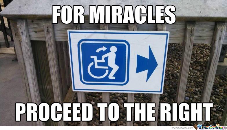 amusing Miracles memes