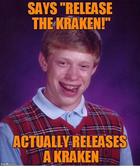 amusing Release The Kraken! memes