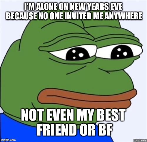 amusing Sad frog memes