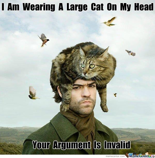 amusing Your Argument Is Invalid memes