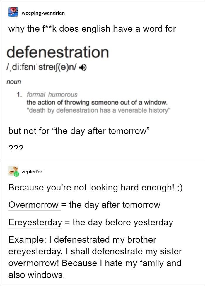 amusing grammar meme
