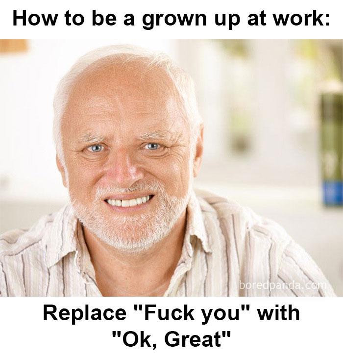 animated Job memes