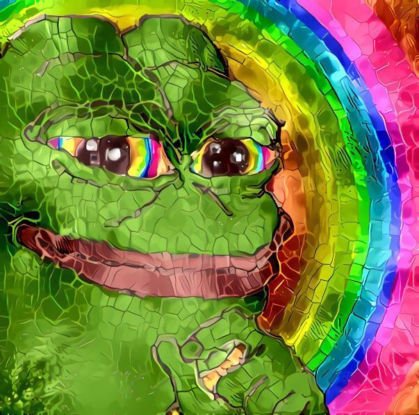 animated Rare Pepe memes