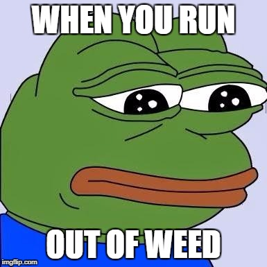 animated Sad frog memes