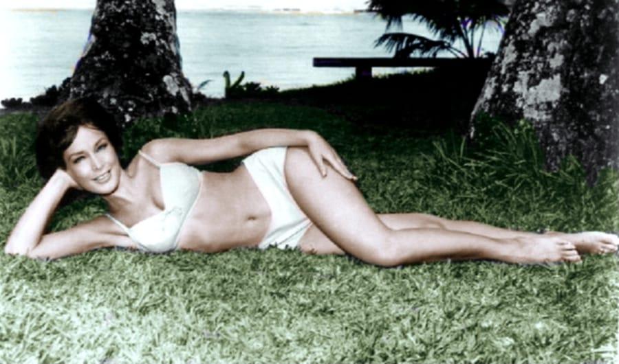 barbara eden bikini pics