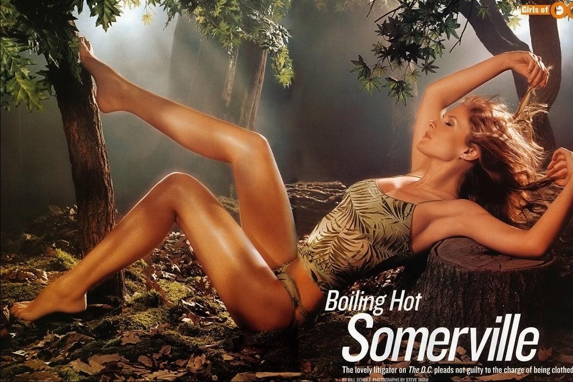 bonnie somerville feet