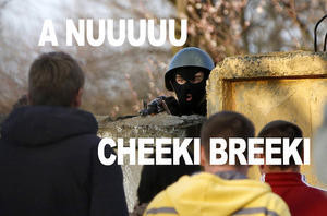 cheerful Cheeki Breeki memes