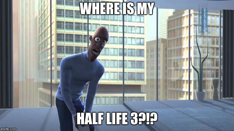 cheerful Half-Life 3 Confirmed memes