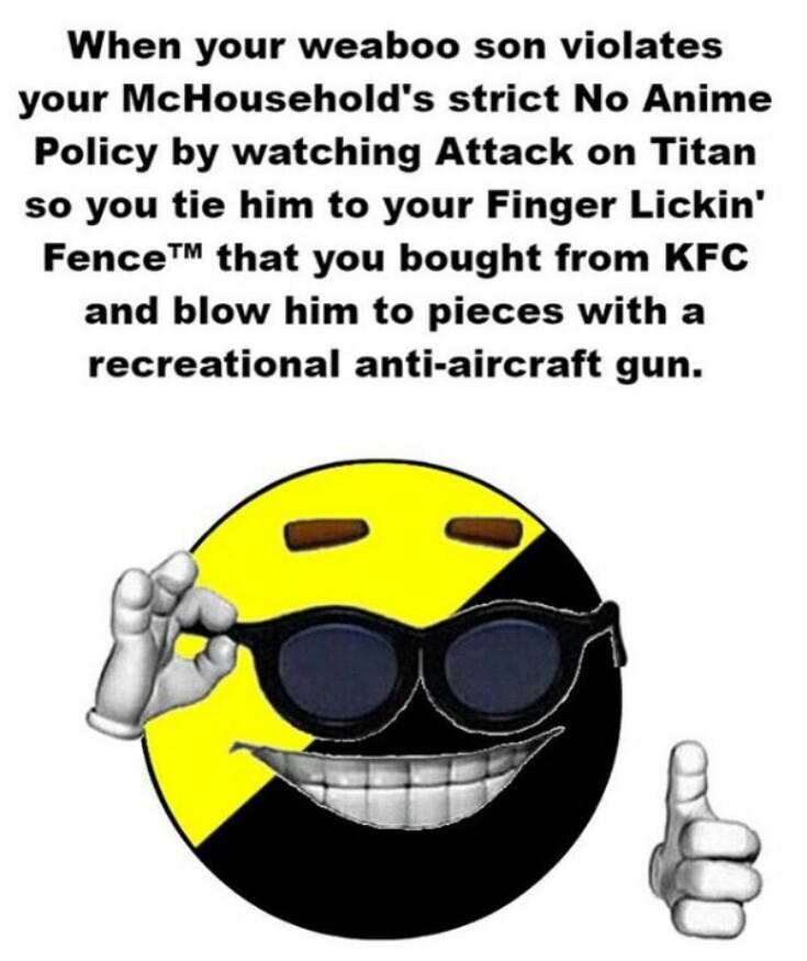 cheerful Weeaboo memes