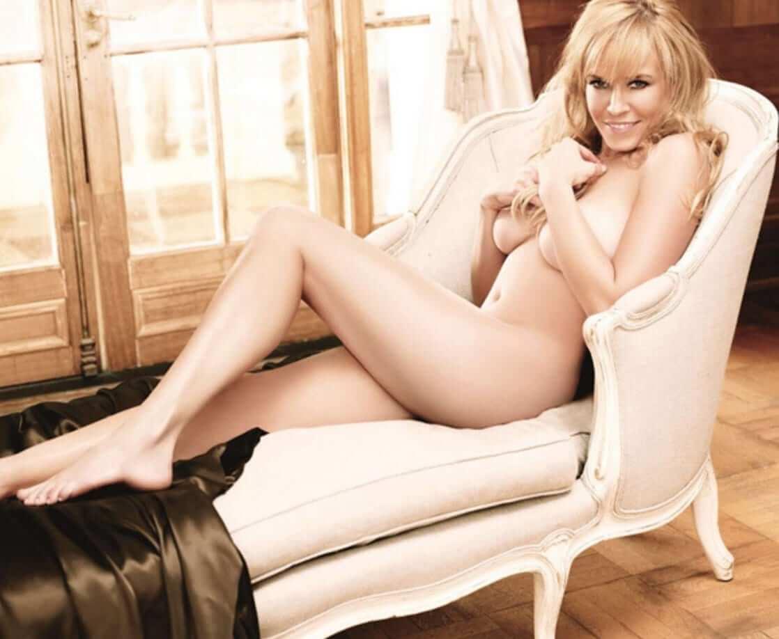 chelsea handler near-nude