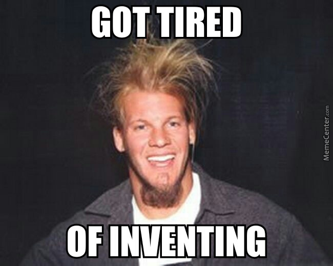 chucklesome CHris Jericho memes