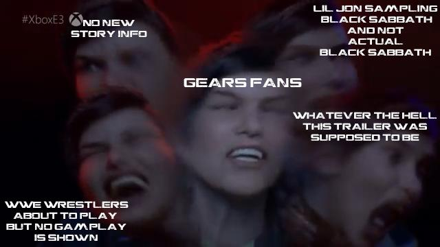 chucklesome Gears 5 memes