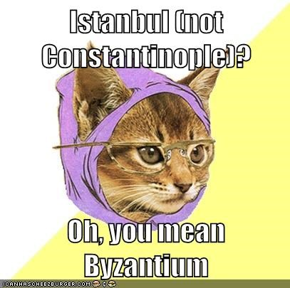 chucklesome Hipster Kitty memes
